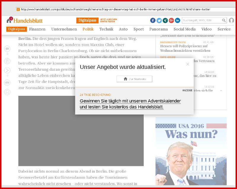 HANDELSBLATT: Sabotage in Web-Seiten